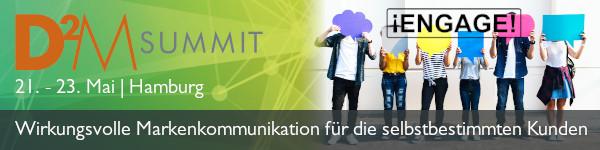 D2M SUMMIT 2019 - Newsletter